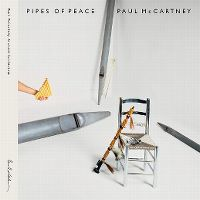 Cover Paul McCartney - Pipes Of Peace (2015 Reissue)