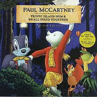 Cover Paul McCartney - Tropic Island Hum / We All Stand Together