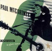 Cover Paul McCartney - Unplugged - The Official Bootleg