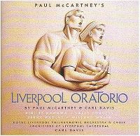 Cover Paul McCartney & Carl Davis - Paul McCartney's Liverpool Oratorio