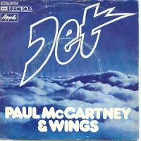 Cover Paul McCartney & Wings - Jet