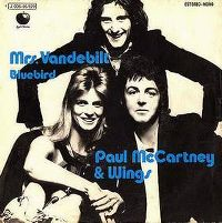 Cover Paul McCartney & Wings - Mrs. Vandebilt