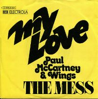 Cover Paul McCartney & Wings - My Love