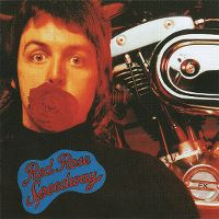 Cover Paul McCartney & Wings - Red Rose Speedway