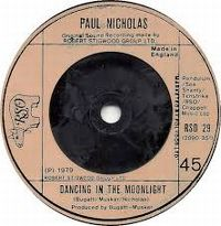 Cover Paul Nicholas - Dancing In The Moonlight
