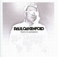 Cover Paul Oakenfold - Trance Mission