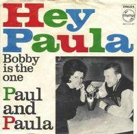 Cover Paul & Paula - Hey Paula