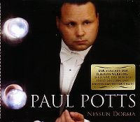 Cover Paul Potts - Nessun dorma