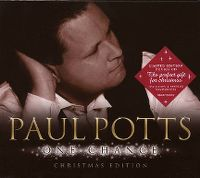 Cover Paul Potts - One Chance