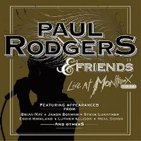 Cover Paul Rodgers & Friends - Live At Montreux 1994