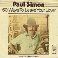 Cover Paul Simon - 50 Ways To Leave Your Lover