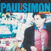 Cover Paul Simon - Allergies