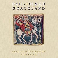 Cover Paul Simon - Graceland - 25th Anniversary Edition
