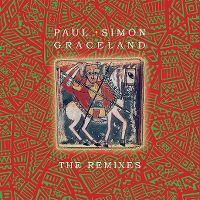 Cover Paul Simon - Graceland - The Remixes