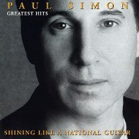 Cover Paul Simon - Greatest Hits - Shining Like A National Guitar