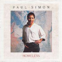 Cover Paul Simon - Homeless