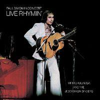 Cover Paul Simon - In Concert: Live Rhymin'