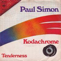 Cover Paul Simon - Kodachrome