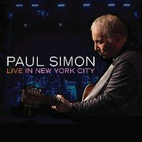 Cover Paul Simon - Live In New York City