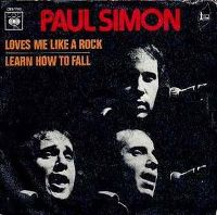Cover Paul Simon - Loves Me Like A Rock
