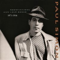 Cover Paul Simon - Negotiations And Love Songs 1971-1986