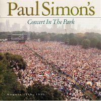 Cover Paul Simon - Paul Simon's Concert In The Park