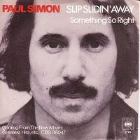 Cover Paul Simon - Slip Slidin' Away