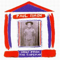 Cover Paul Simon - Songs From The Capeman