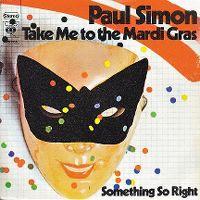 Cover Paul Simon - Take Me To The Mardi Gras
