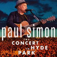 Cover Paul Simon - The Concert In Hyde Park