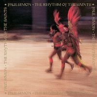 Cover Paul Simon - The Rhythm Of The Saints