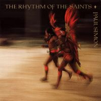 Cover Paul Simon - The Rhythm Of The Saints