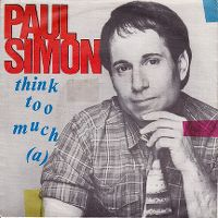 Cover Paul Simon - Think Too Much, Pt. A