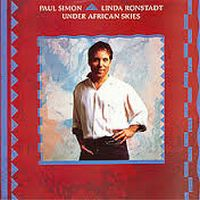 Cover Paul Simon & Linda Ronstadt - Under African Skies