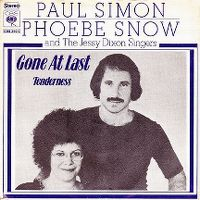Cover Paul Simon & Phoebe Snow & The Jessy Dixon Singers - Gone At Last