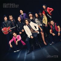Cover Paul Stanley's Soul Station - Now And Then