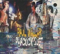 Cover Paul Weller - Peacock Suit