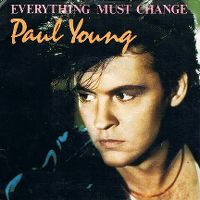 Cover Paul Young - Everything Must Change