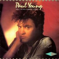 Cover Paul Young - Love Of The Common People