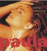Cover Paula Abdul - Blowing Kisses In The Wind