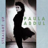 Cover Paula Abdul - Straight Up
