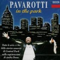 Cover Pavarotti - In The Park