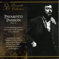 Cover Pavarotti - Pavarotti Collection: Pavarotti Passion Vol. II