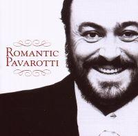 Cover Pavarotti - Romantic Pavarotti