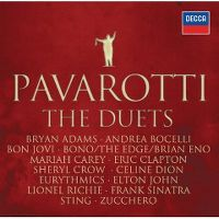 Cover Pavarotti - The Duets