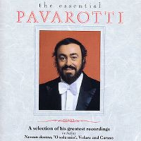 Cover Pavarotti - The Essential
