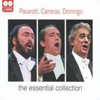 Cover Pavarotti, Carreras, Domingo - The Essential Collection