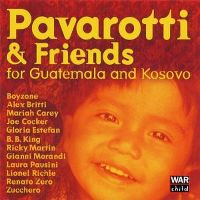Cover Pavarotti & Friends - For Guatemala And Kosovo