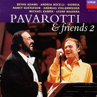 Cover Pavarotti & Friends - Pavarotti & Friends 2