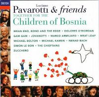 Cover Pavarotti & Friends - Together For The Children Of Bosnia